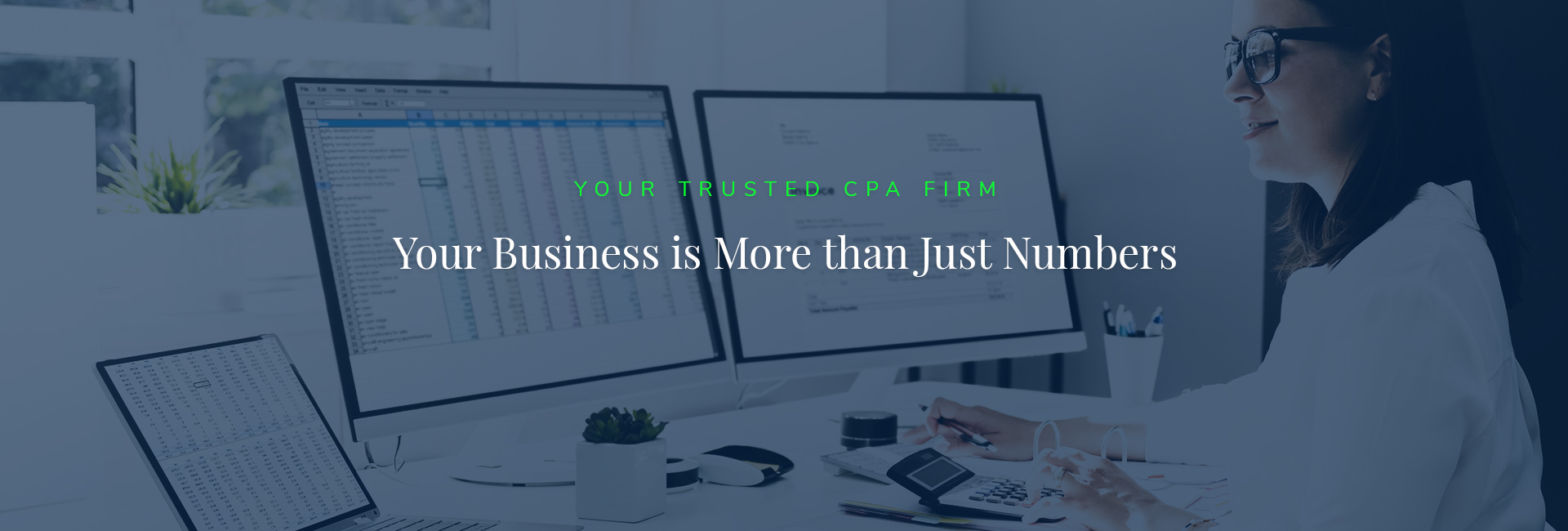 Kate Smith CPA business accountant